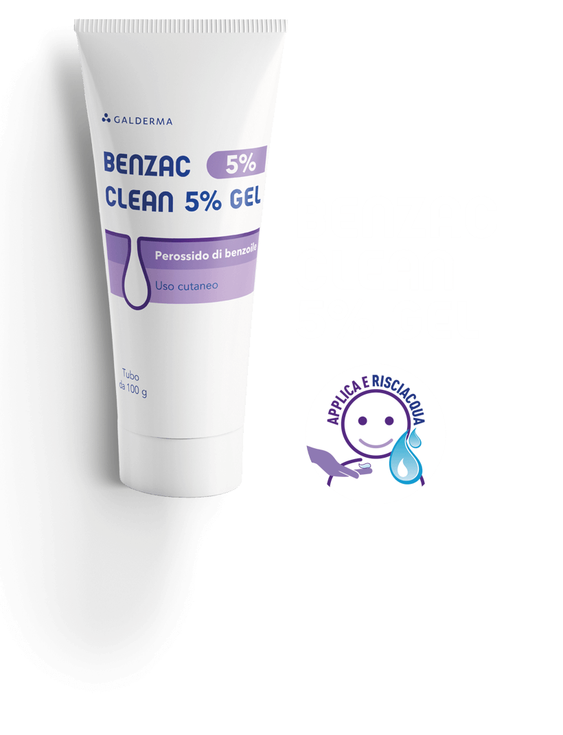 Benzac Clean 5% Gel
